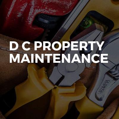 D c property maintenance