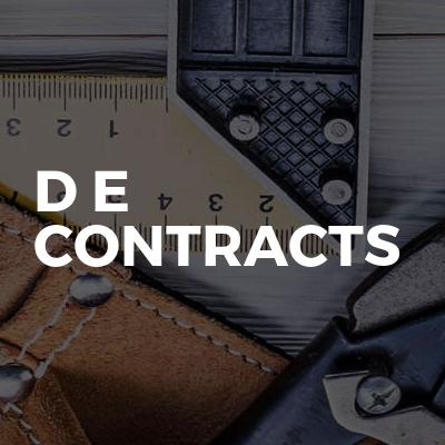 D E Contracts