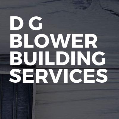 D g blower building services