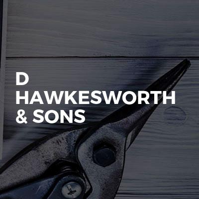 D Hawkesworth & Sons