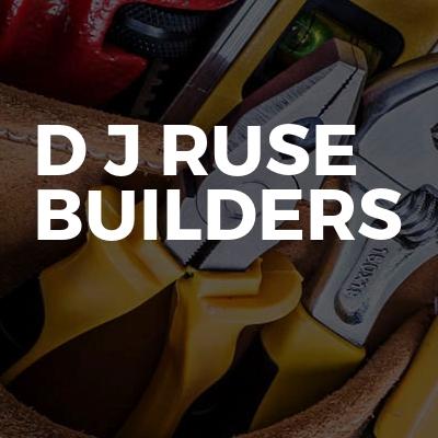 D j Ruse Builders
