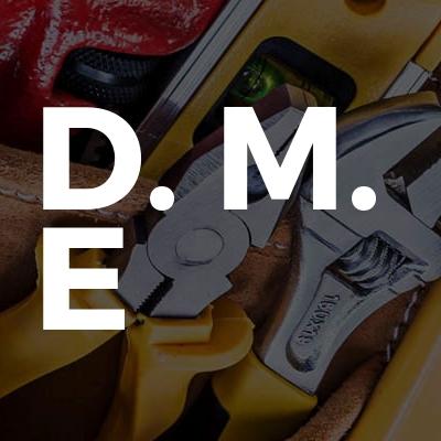D. M. E