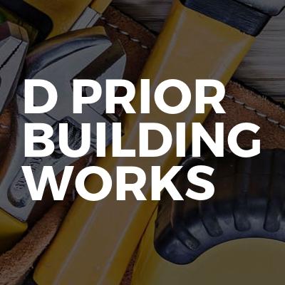 D Prior Building Works