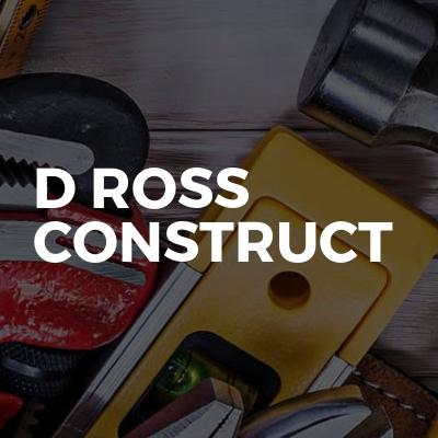 D Ross Construct