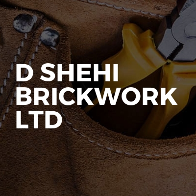 D Shehi Brickwork LTd
