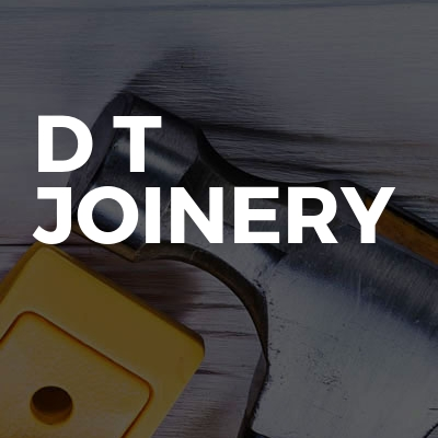 D T joinery