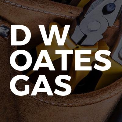 D W Oates Gas