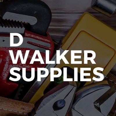 D Walker Supplies