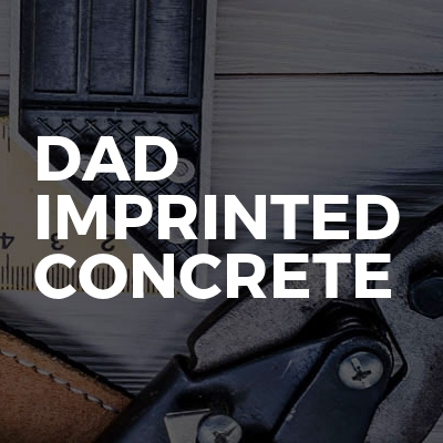 DAD Imprinted Concrete