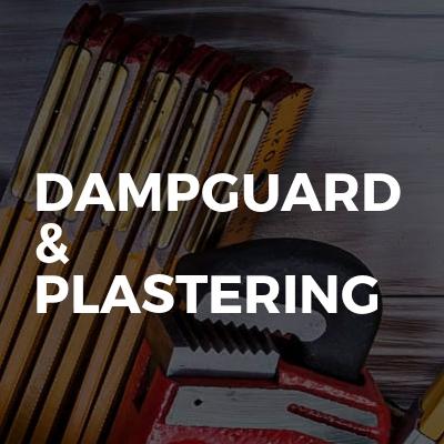Dampguard & plastering