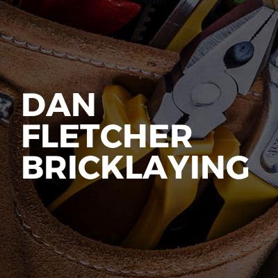 Dan Fletcher Bricklaying