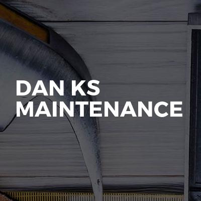 Dan Ks Maintenance