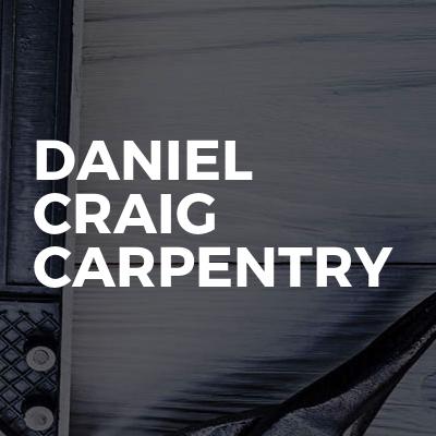 Daniel Craig Carpentry
