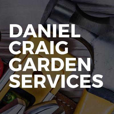 Daniel Craig Garden Services