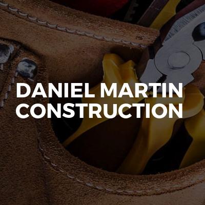 Daniel Martin  Construction