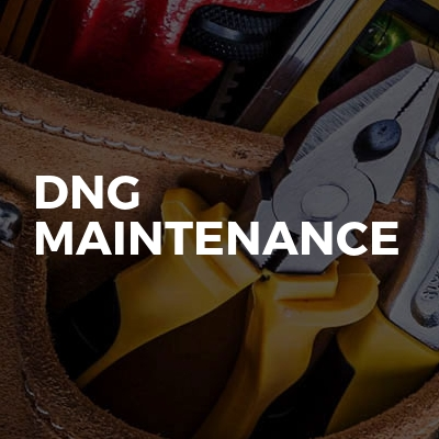 DNG MAINTENANCE