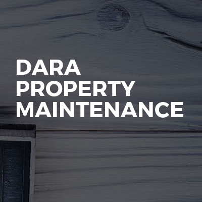 DARA Property Maintenance