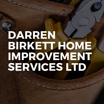 Darren birkett home improvement services ltd