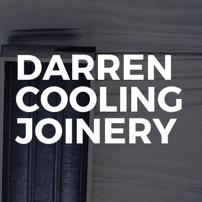 Darren Cooling Joinery