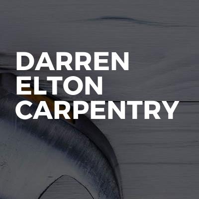Darren Elton Carpentry