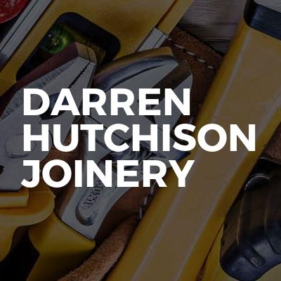 Darren Hutchison joinery