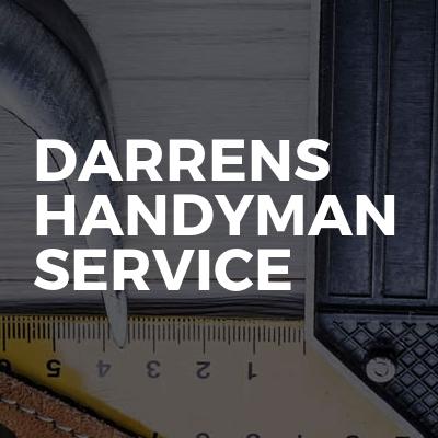 Darrens Handyman Service