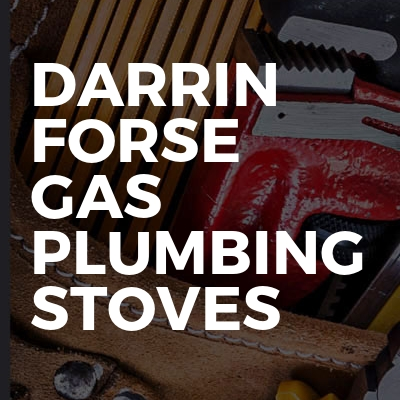 Darrin Forse gas plumbing stoves