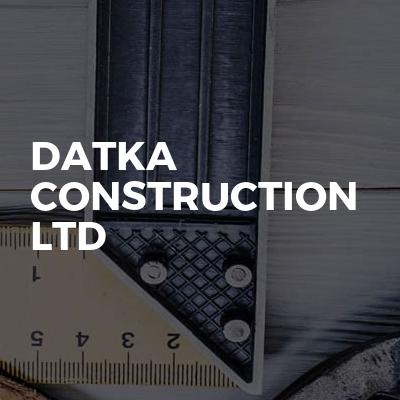 Datka construction ltd
