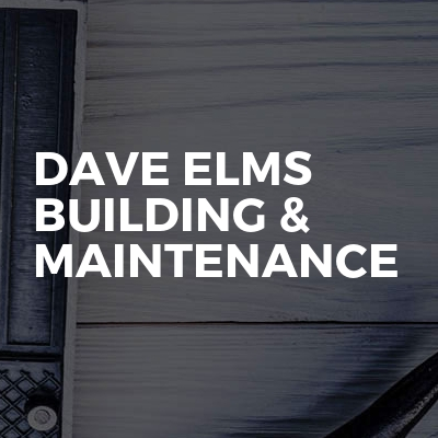 Dave Elms Building & Maintenance