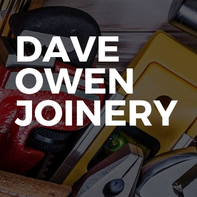 Dave Owen joinery