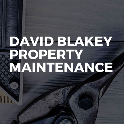 David blakey property maintenance