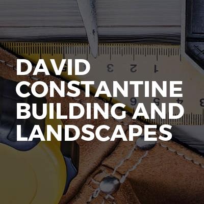 David Constantine Building And Landscapes