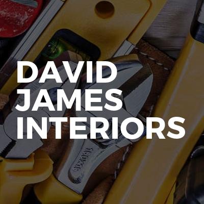 David James interiors