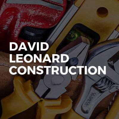 David Leonard Construction