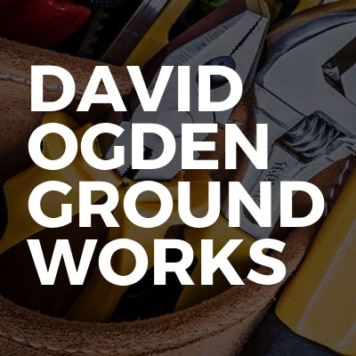 David Ogden  Ground Works