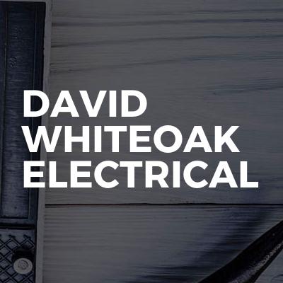 David Whiteoak Electrical