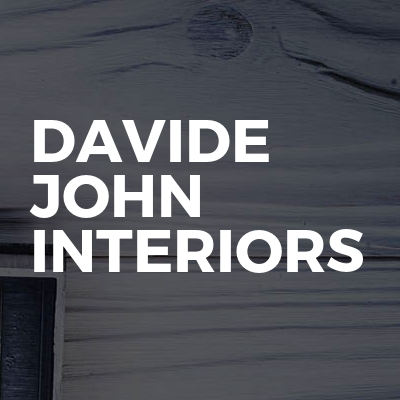 Davide John interiors