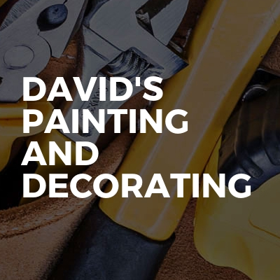 David's Painting and Decorating