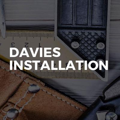 Davies Installation