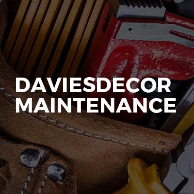 DaviesDecor Maintenance