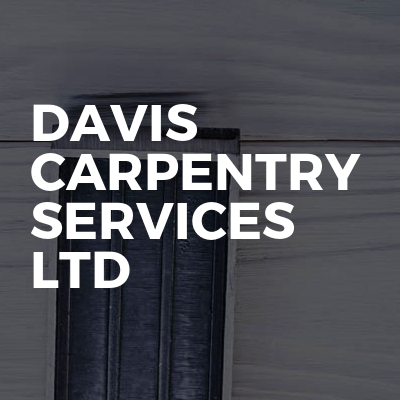Davis Carpentry Services Ltd