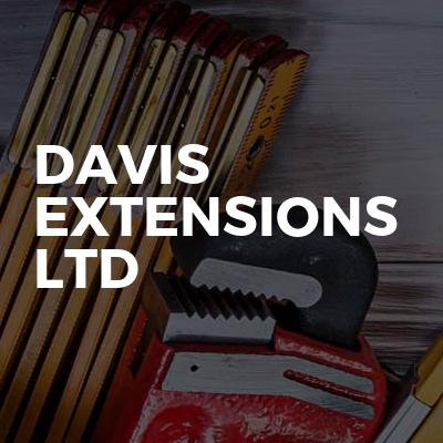 Davis extensions ltd