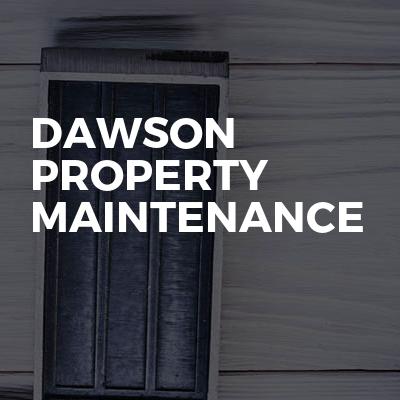 Dawson Property Maintenance