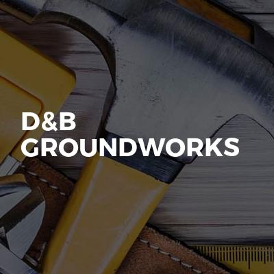 D&B Groundworks