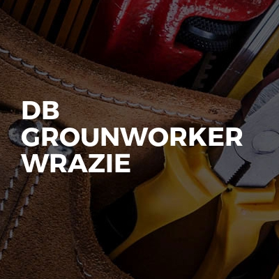 DB GROUNDWORKER Wrazie