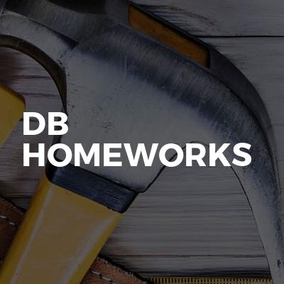 db Homeworks