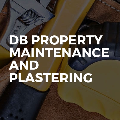 Db Property Maintenance And Plastering