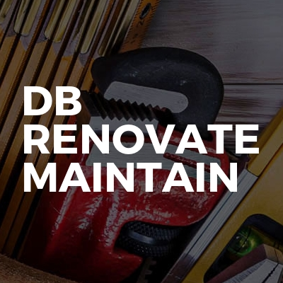 DB Renovate Maintain