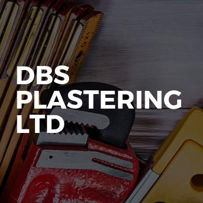 DBS Plastering Ltd
