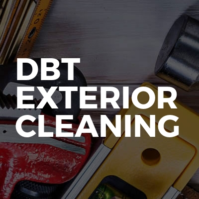Dbt Exterior Cleaning